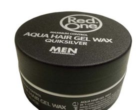 RedOne Quicksilver Aqua Hair Gel Wax