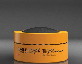 Eagle Force – Matt Look Hair Styling Wax